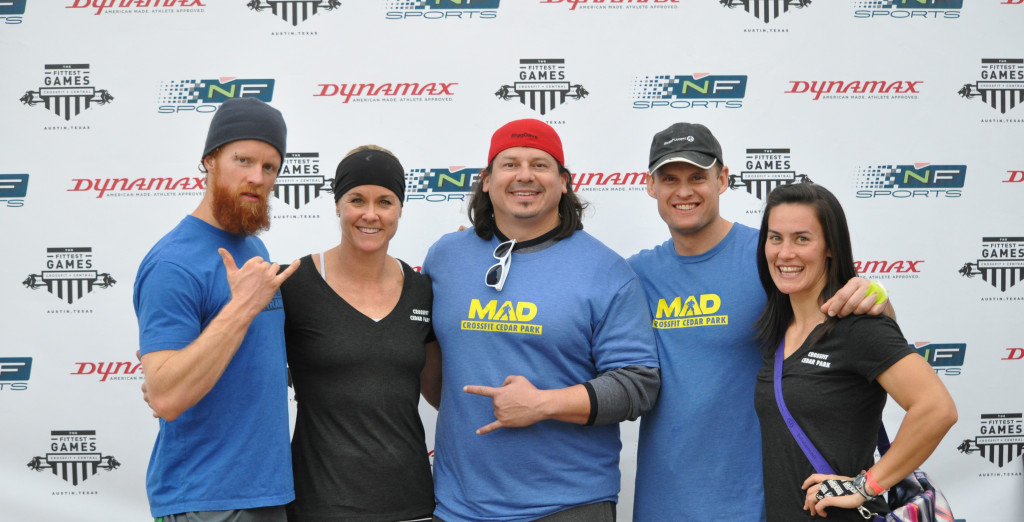 2014 Fittest Games Champs